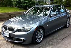 BMW 335i - foto