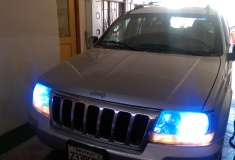 JEEP GRAND CHEROKEE LARED - foto