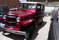 WILLYS Wagon - foto