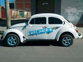 VOLKSWAGEN Peta beetle - foto