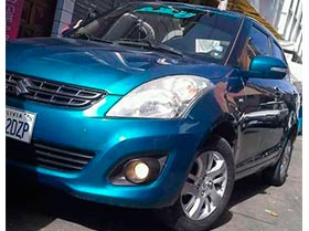SUZUKI SWIFT DZIRE - foto