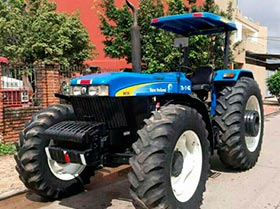 NEW HOLLAND 7610 - foto