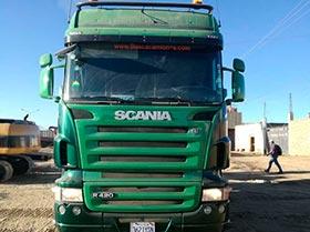 SCANIA F420 - foto