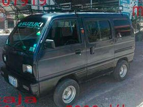 SUZUKI SUPER CARRY - foto