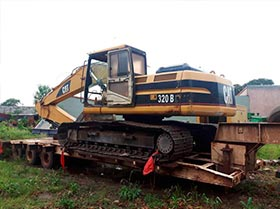 CATERPILLAR 320BL - foto