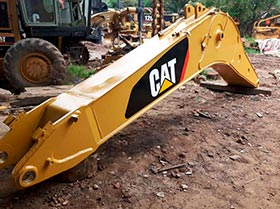 CATERPILLAR BRAZO BOOM CAT 320 - foto