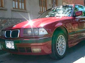 BMW M3 COUPE 318IS - foto