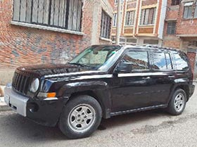 JEEP PATRIOT - foto