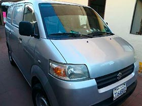 SUZUKI CARRY APV - foto
