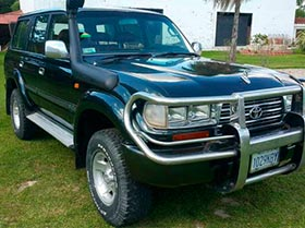 TOYOTA LAND CRUISER - foto