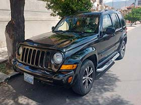 JEEP LIBERTY RENEGADE - foto