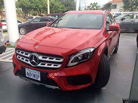 MERCEDES BENZ GLA 250 AMG KIT - foto
