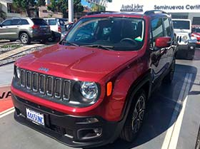 JEEP RENEGADE - foto