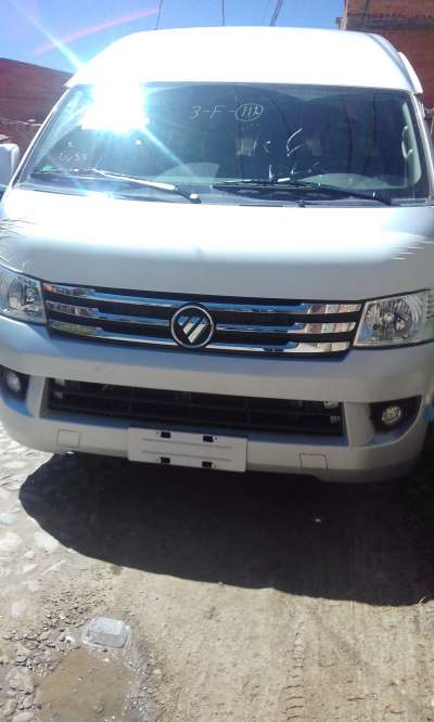 FOTON ROYAL SALOON - foto