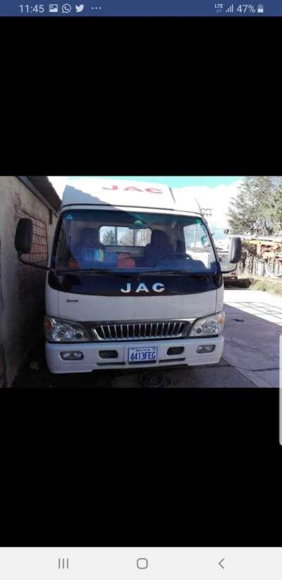 JAC 1083 - foto