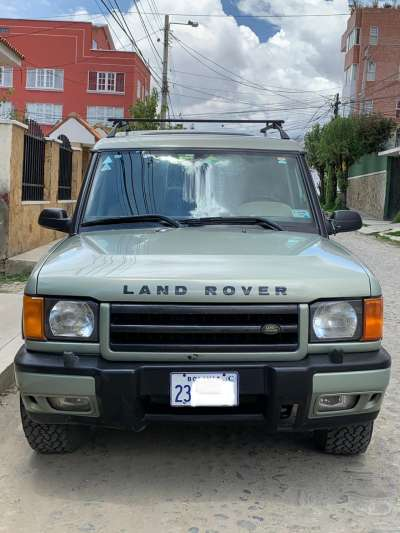 LAND ROVER DISCOVERY SERIE 2 - foto