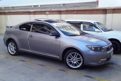 TOYOTA SCION TC - foto