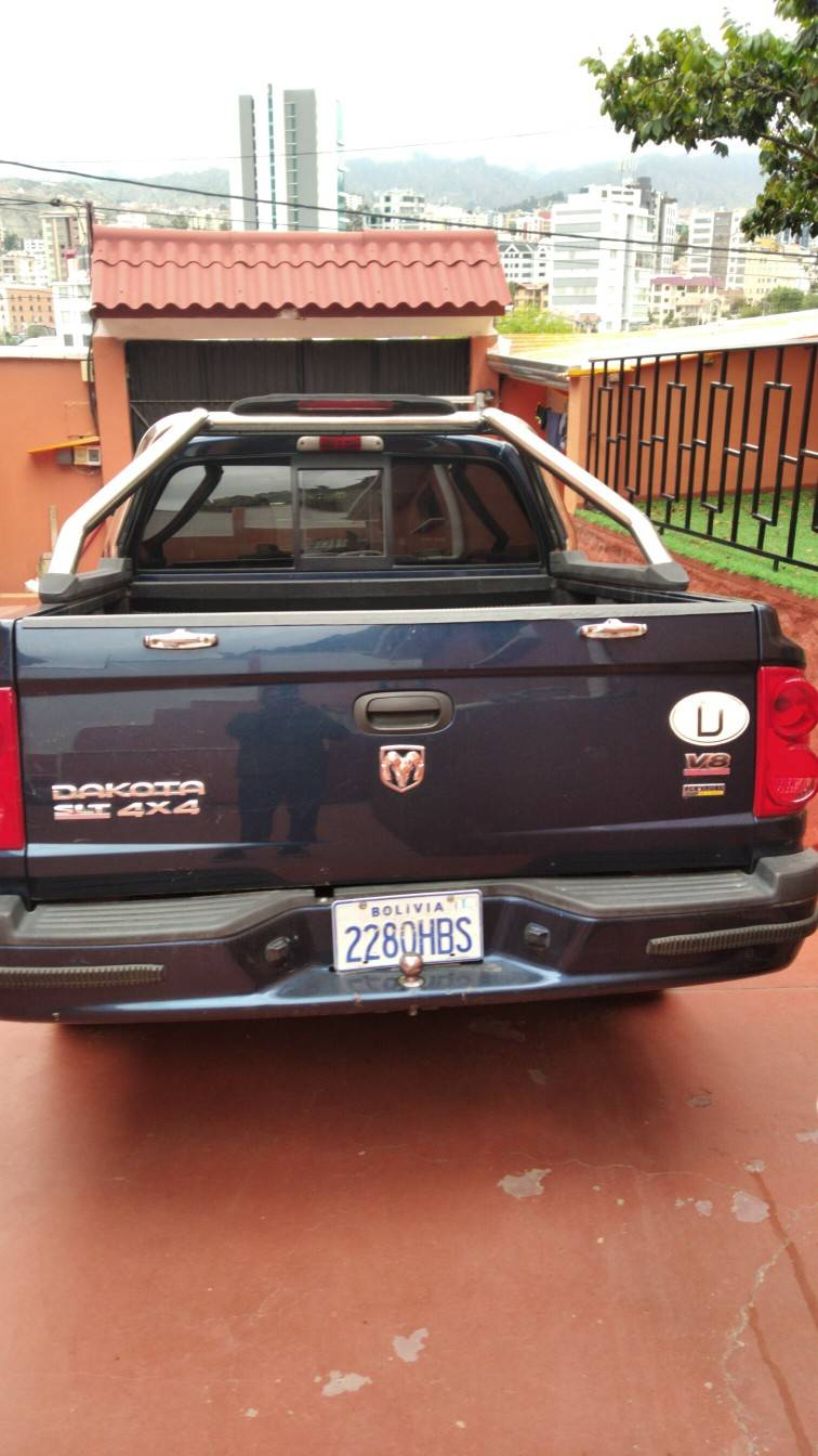 DODGE DAKOTA - foto
